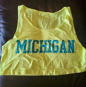 University of Michigan Crop tank